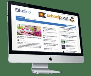 Edudico: Plaform voor het onderwijs